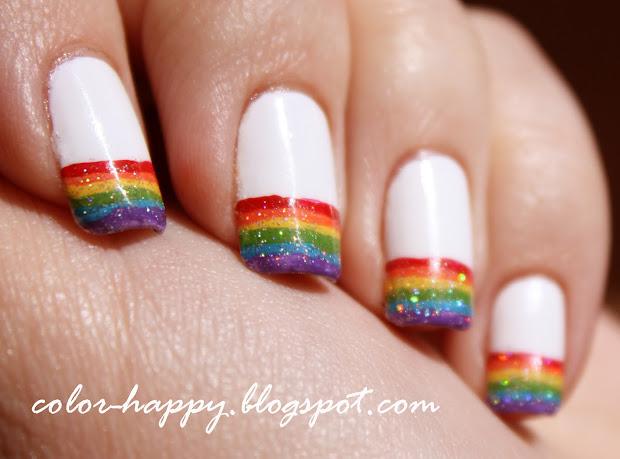 color happy nails 31 day nail