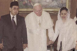Tokoh Vatikan Ini Nilai Gus Dur Setara dengan Santo