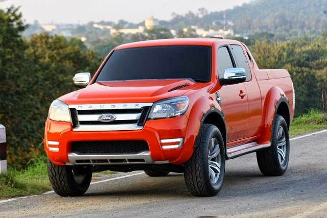 Modification Car 2016 2015 Ford Ranger