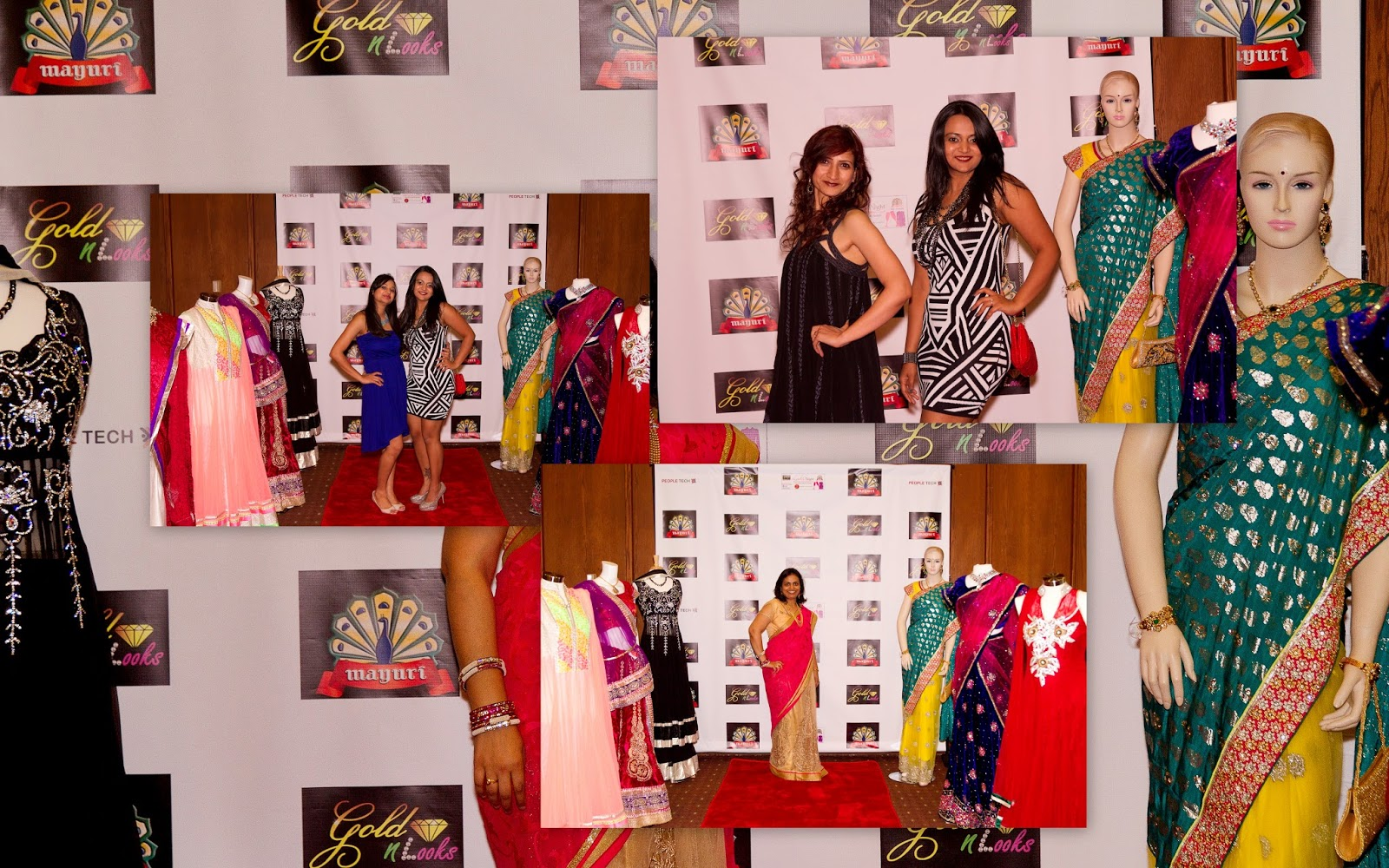 Ladies fun night, indian boutiques party, USA indian party, Seattle Indian events