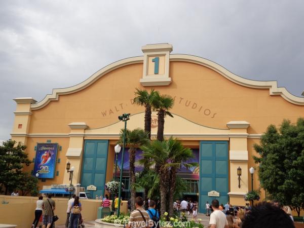 Walt Disney Studios Park Studio 1