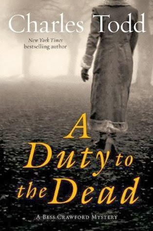 http://www.goodreads.com/book/show/6093438-a-duty-to-the-dead
