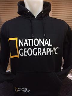 gambar detail photo kamera Jaket National Geographic warna hitam terbaru musim 2015/2016 kualitas grade ori enkosa sport