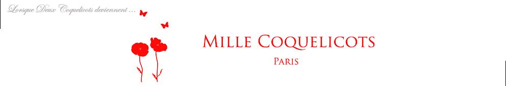 Mille Coquelicots - Le Blog
