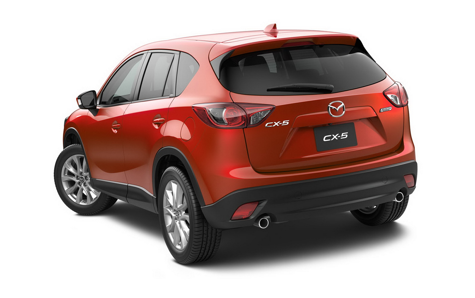Mazda To Launch All New Mazda Cx 5 Crossover Suv