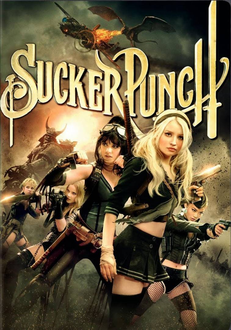 Sucker Punch: Mundo Surreal Torrent – BluRay 720p Dual Áudio (2011)