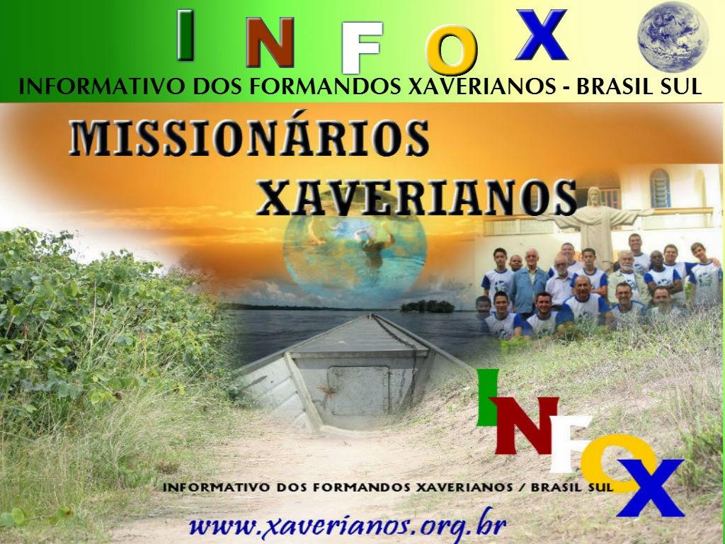 Infox - Missionários Xaverianos
