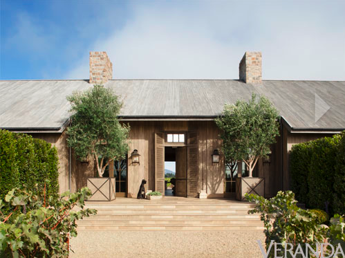 Flipping Through My Veranda Magazine This Week And Came Across This  Beautiful Napa Home And Fell In Love! Iu0027m Sure Many Of You Have Seen It But  I Always ...