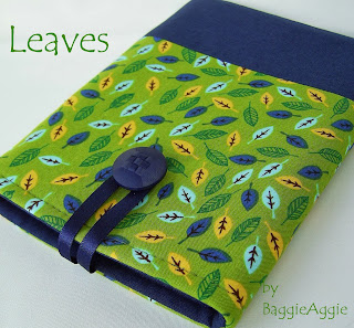 Unusual kindle case, nexus 7 case, ereader case, tablet cover, handmade in UK, baggieaggie.