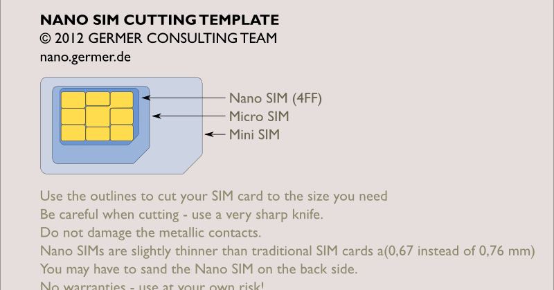 Macnix how to cut down and sand your sim or micro sim to a nano macnix how to cut down and sand your sim or micro sim to a nano sim for iphone 5 6 etc pronofoot35fo Choice Image