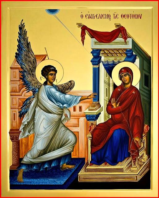 Sobre a Anunciação da Mãe de Deus, padroeira desta igreja