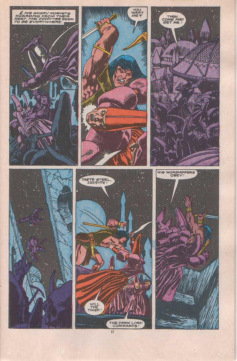 Conan the Barbarian (1970) Issue #216 #228 - English 9