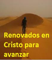 RENOVADOS PARA AVANZAR