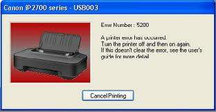 Download dan Cara Reset Canon IP 2770 / IP 2700