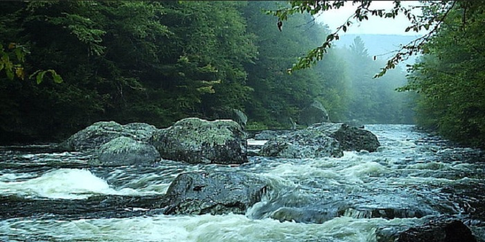 Vermont River Rafting