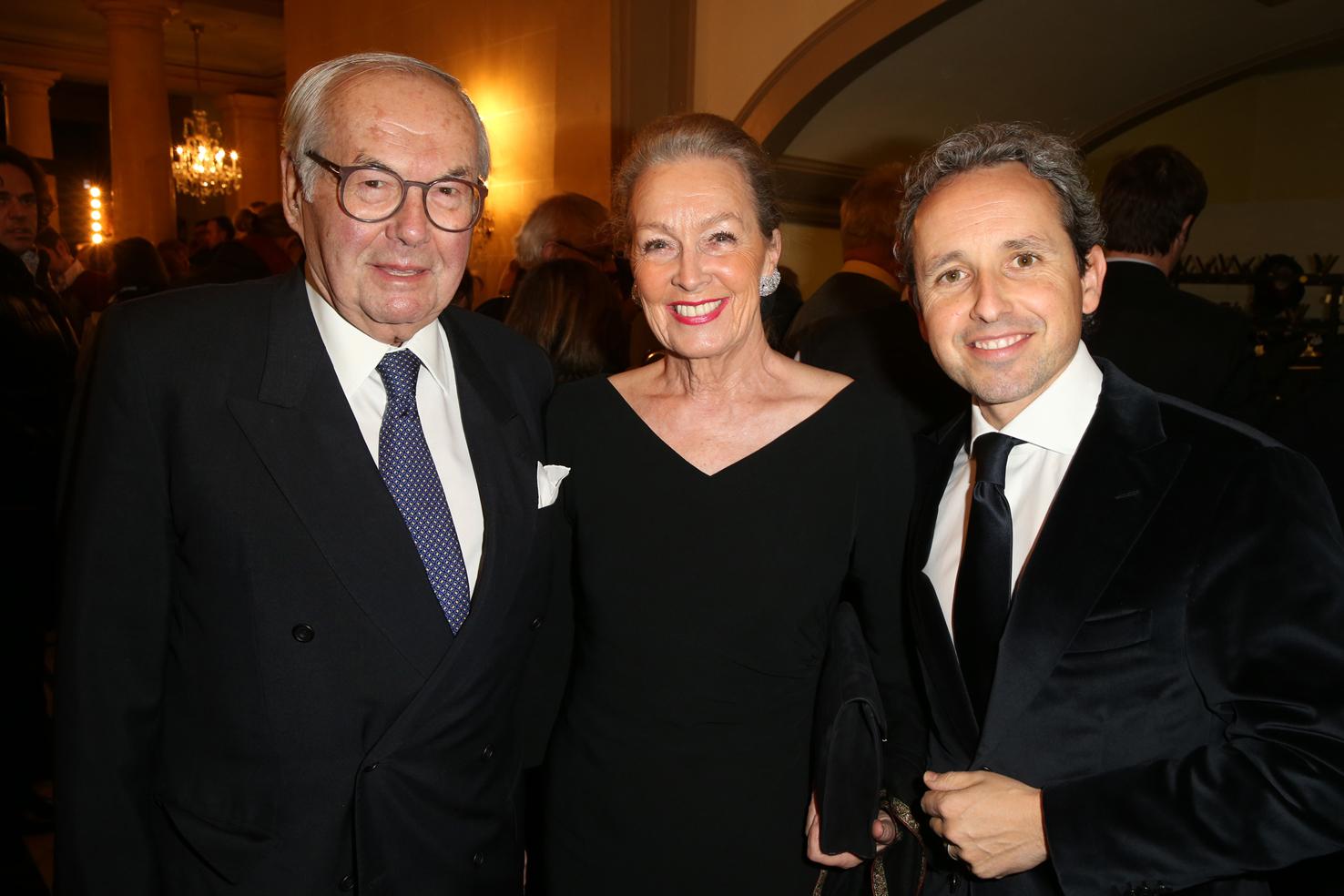 Chopard organiza un excepcional concierto benéfico para la reapertura de su boutique de Ginebra
