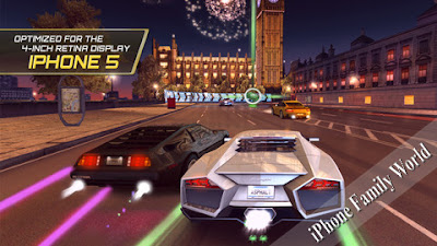 Asphalt 7: Heat 1.0.9 - iphone family world | iphone family