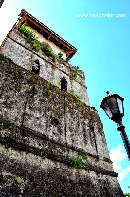 baclayon church bell tower