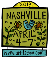 Art is YOU! Nashville