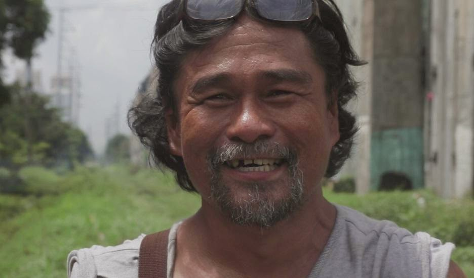 Actor Soliman Cruz aka Mang Oca is now homeless