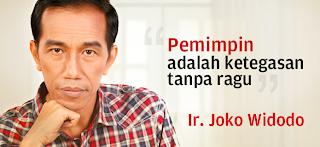 Profil Biodata Joko Widodo (Jokowi)