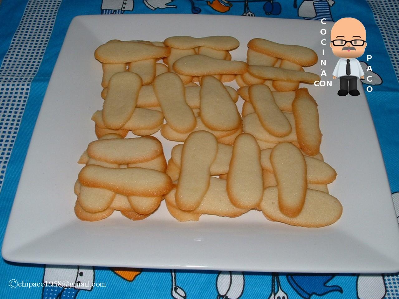 Cocina con paco lenguas de gato - Cocina con paco ...
