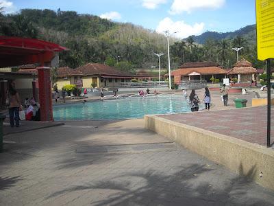 Kawasan Air Panas Ulu Legong, Kedah