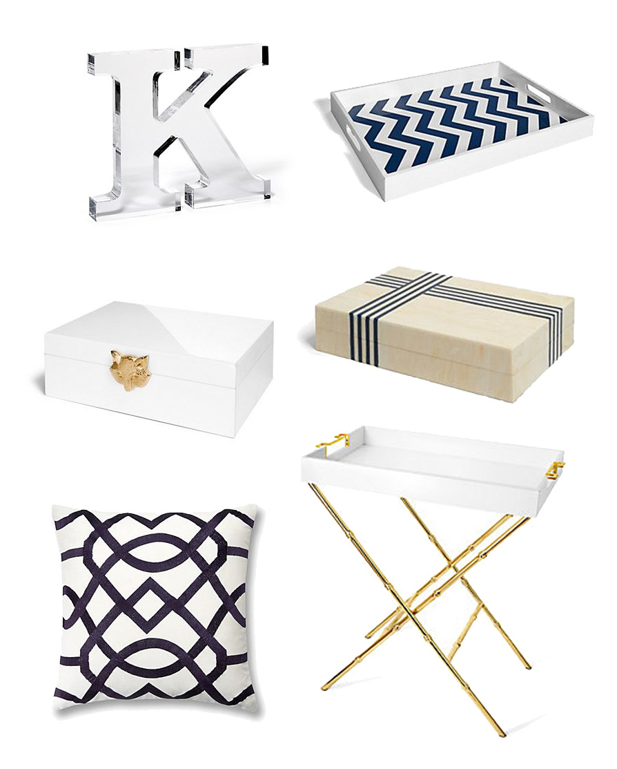 c wonder is killing it when it comes to home accessories i am loving all of the navy for fall and those lucite letters amazing