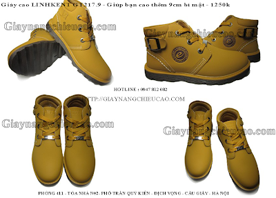 Giày nam cao cấp GT217. 9