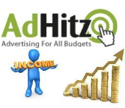 Earn money using Adhitz-adsense alternative