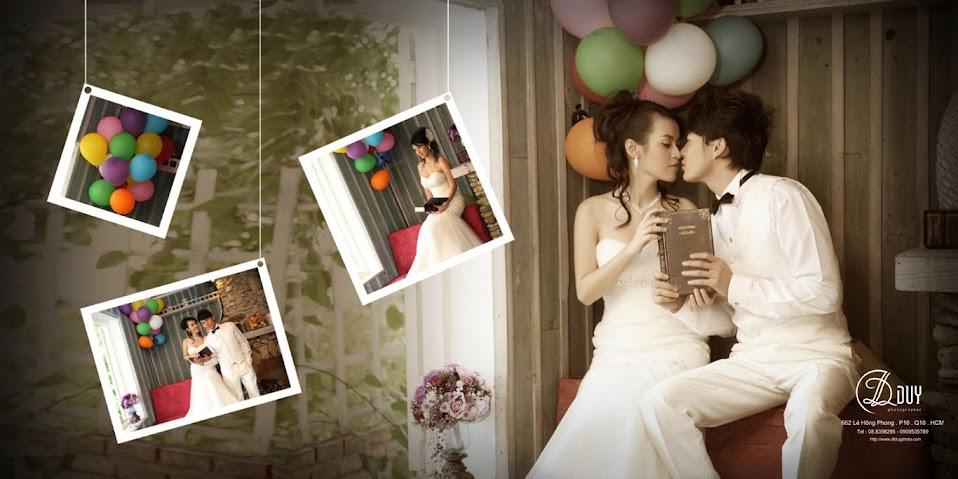 Country House cũng là địa điểm chụp ảnh cưới đẹp đừng nói tới