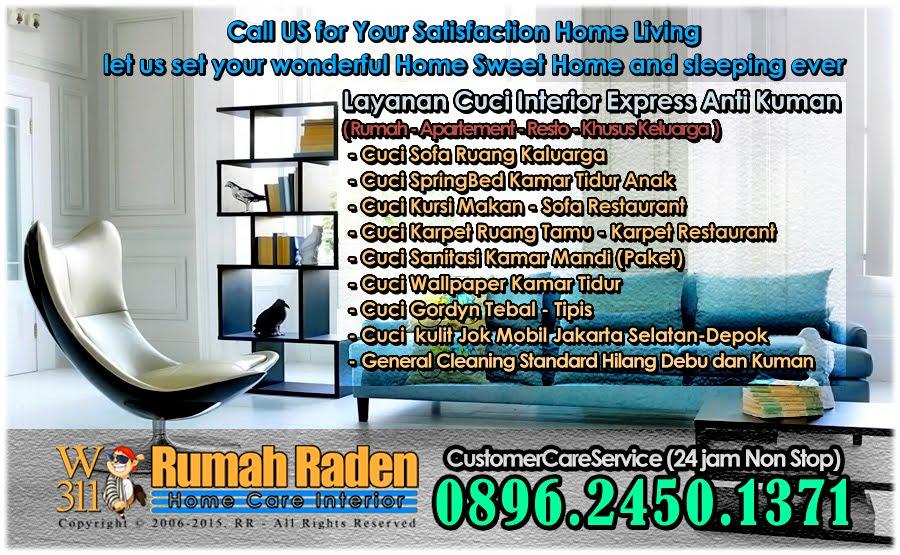 Cilandak Cleaner (Cuci Sofa SpringBed Rumah Apartement) | Telp +628998631088 Home Care Specialist