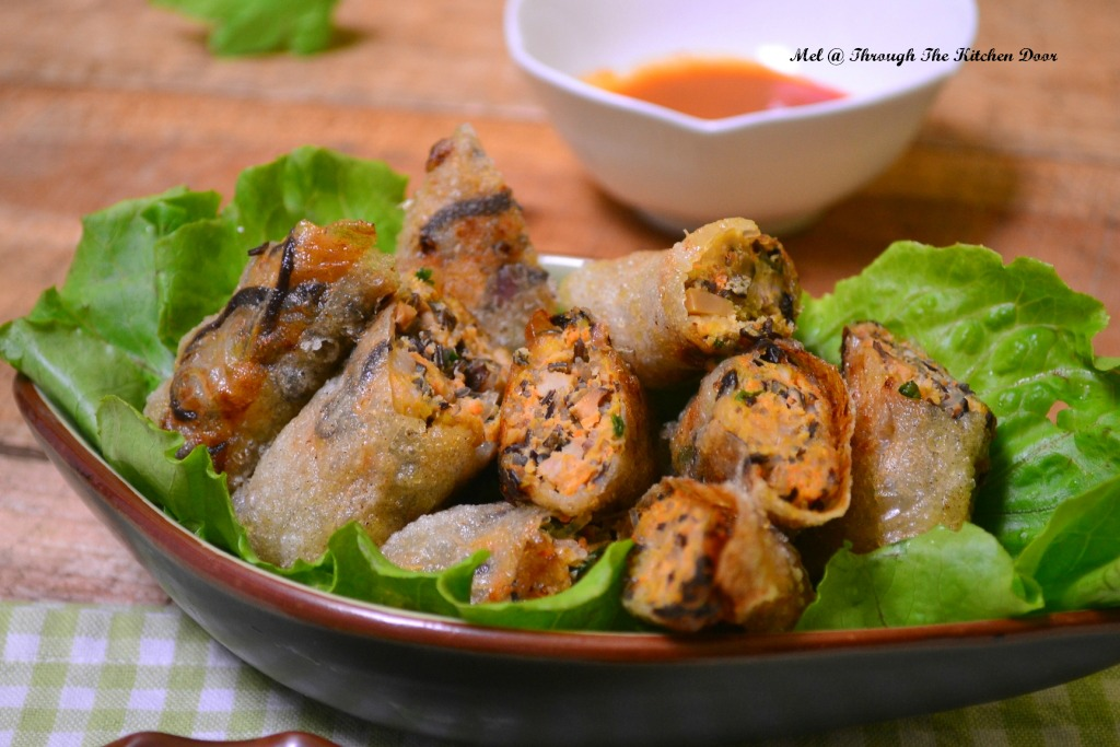 Vietnamese Fried Spring Rolls This Fried Spring Roll