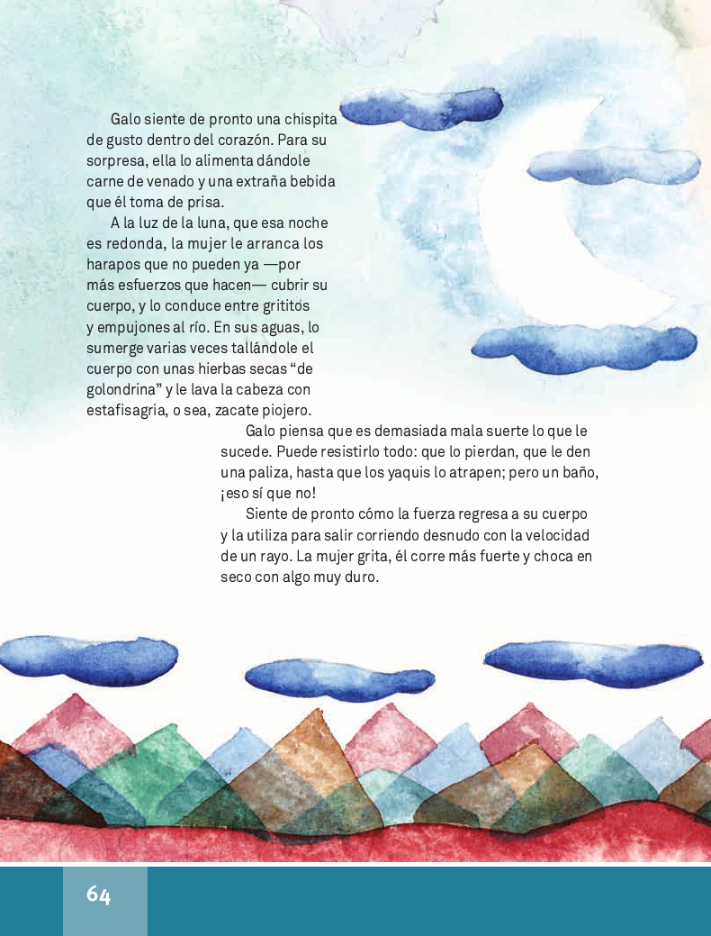 Galeano - Español Lecturas 4to 2014-2015