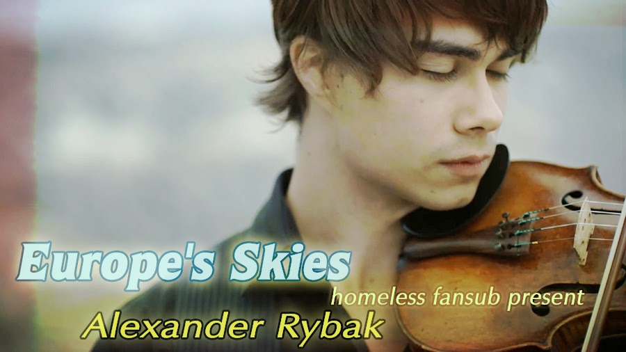 Harmonica tabs - Europe's Skies - Alexander Rybak