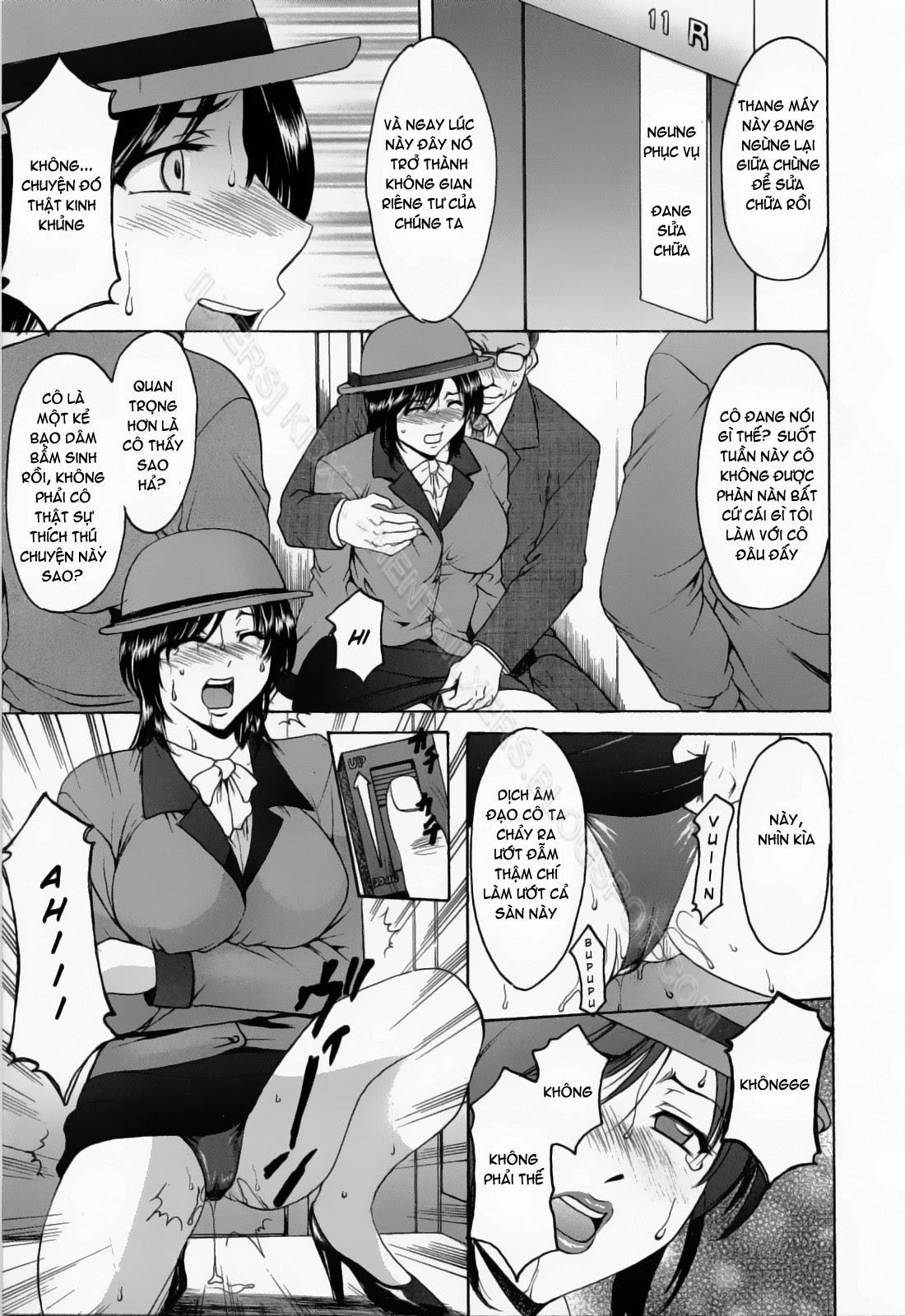 TruyenHay.Com - Ảnh 33 - Hataraku Onee-san wa Back ga Osuki Chapter 1-2