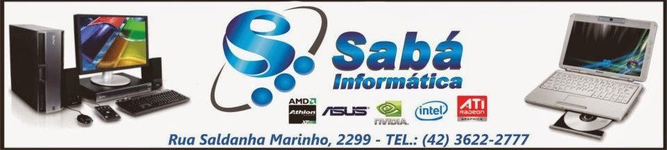 Sabá Informática Computadores/tecnologia