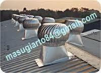 ventilator atap rumah / bangunan