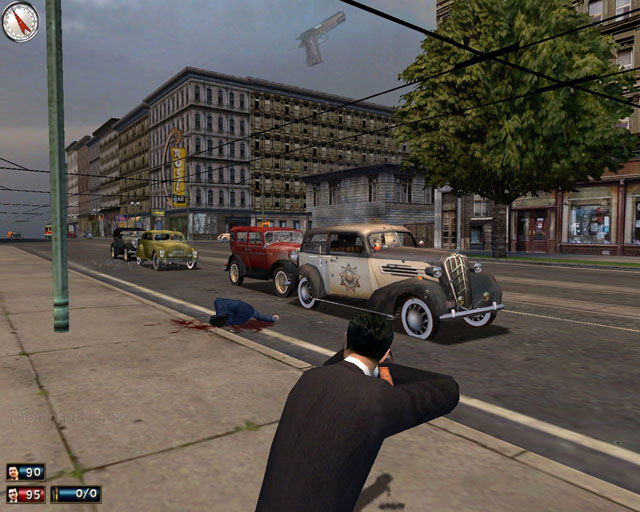 Mafia the city of lost heaven вікіпедія