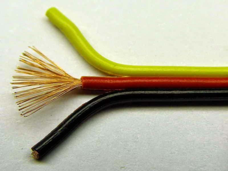 Electric Range Wiring Size 8 Awg - Wiring Diagram