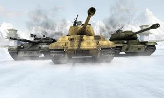 Tank Fury Blitz 2016 v1.0 Mod Apk-screenshot-1