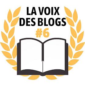 Prix littéraire La Voix des Blogs #6