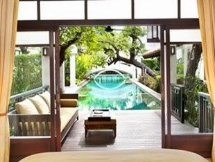 Le Meridien Koh Samui, villa