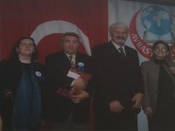 Avrasya Bir Vakfı Konferans : Haziran 2003, Küçük Çekmece-İstanbul