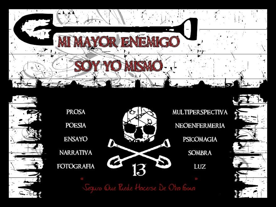 Mi Mayor Enemigo Soy Yo Mismo Blog