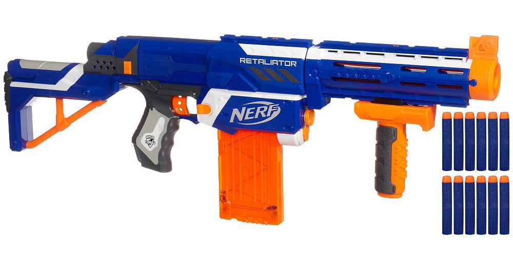 Toys R Us Nerf Guns : Sg nerf n strike retaliator at toys r us usa site