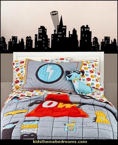 Decorating Theme Bedrooms Maries Manor Superheroes Bedroom Ideas Batman Spiderman
