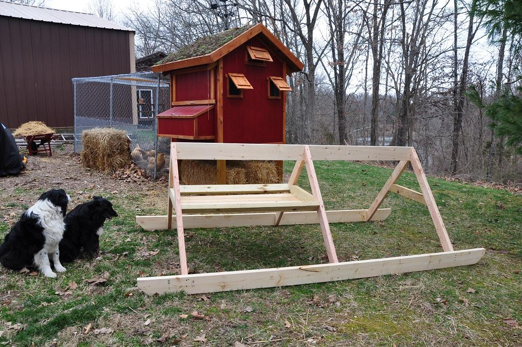 the purpose of a chicken tractor is simple its movable it lacks a floor which allows the chickens to forage and scratch it provides shelter and