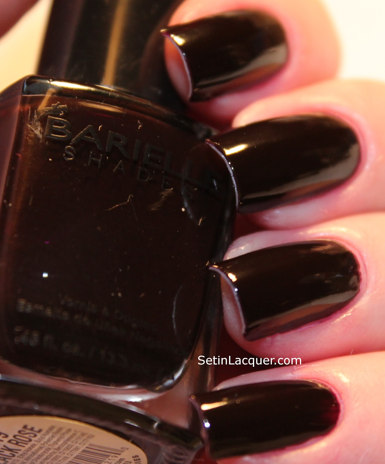 2012 - Set in Lacquer
