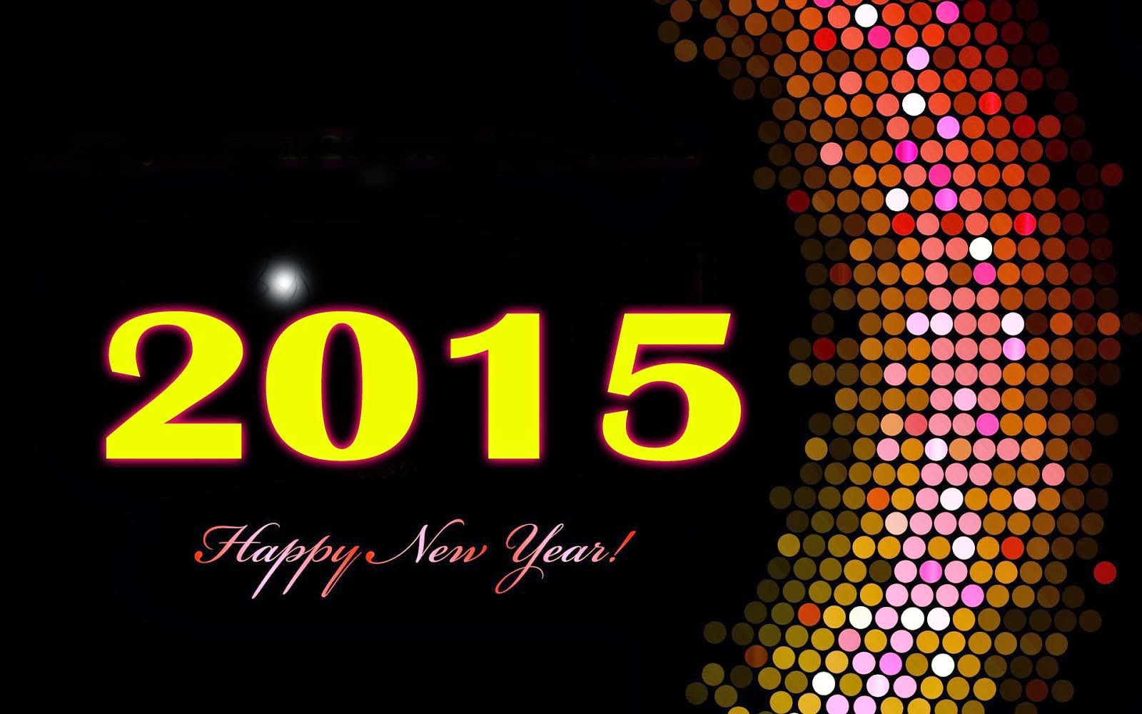 Happy New Year 2015 - Facebook Photos Wallpapers